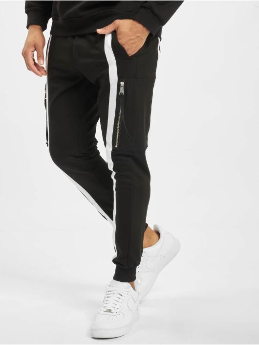 VSCT Clubwear Joggebukser 4-Stripe svart