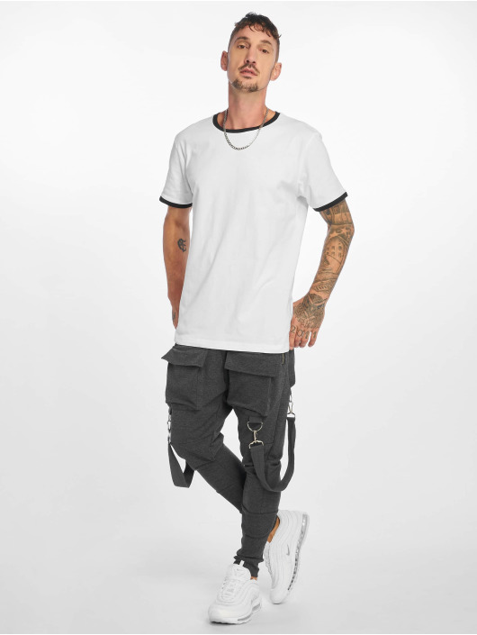 VSCT Clubwear Jogging Front PKT gris