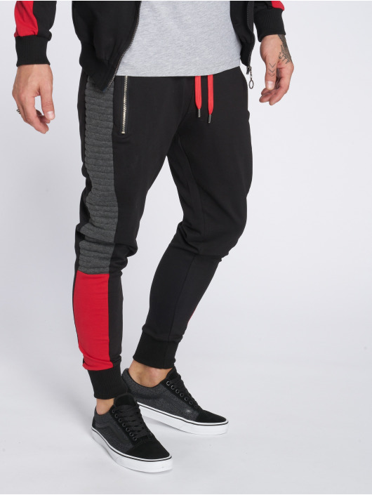 532077 Vsct Homme Jogging Clubwear Noir Biker KF1cJl