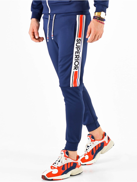 VSCT Clubwear joggingbroek Superior blauw