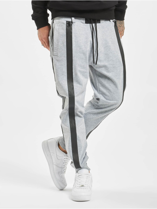 VSCT Clubwear joggingbroek Tapered Antifit Jogger grijs