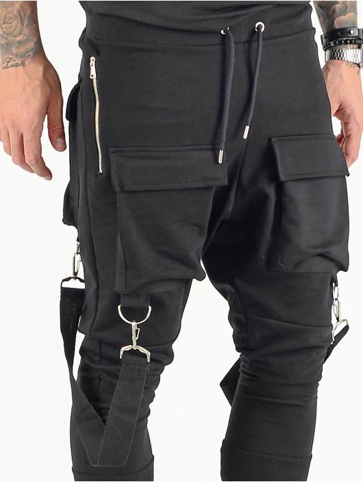 VSCT Clubwear joggingbroek Front PKT zwart