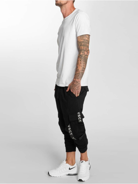 VSCT Clubwear joggingbroek Cargo zwart