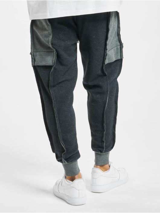 VSCT Clubwear Joggingbukser Lowcrotch Cut To Edge grå