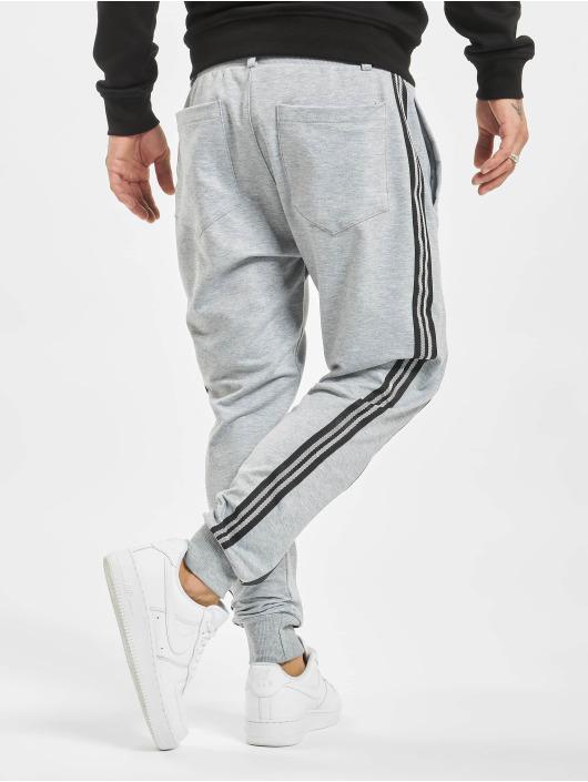 VSCT Clubwear Joggingbyxor Tapered Antifit Jogger grå