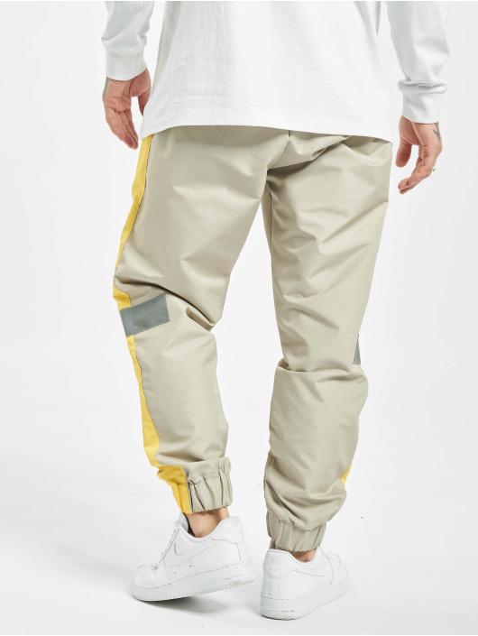 VSCT Clubwear Jogginghose Tech Reflective braun