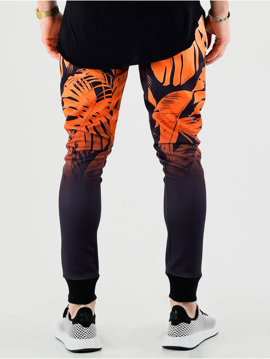 VSCT Clubwear Jogginghose Graded Tech Fleece orange
