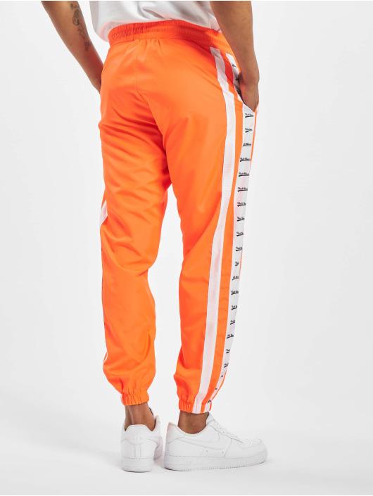 VSCT Clubwear Jogginghose MC Nylon Striped orange