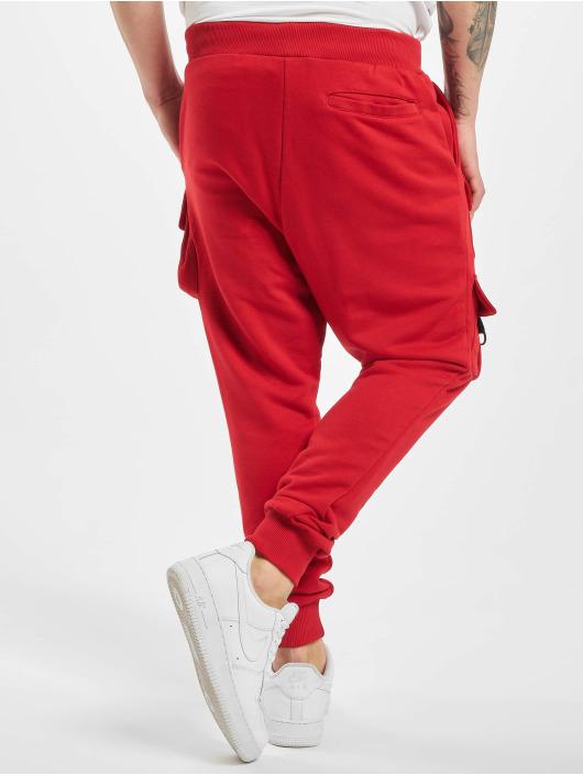 VSCT Clubwear Jogginghose New Gen Cargo rot