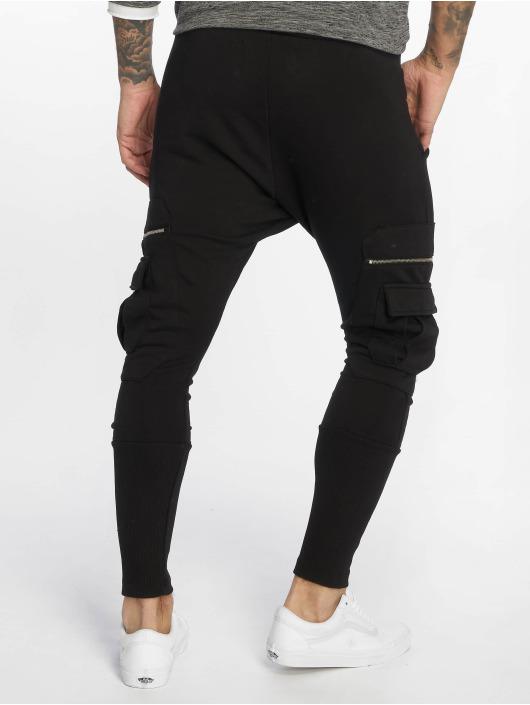 VSCT Clubwear Jogginghose Future Cargo schwarz