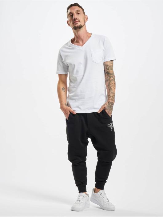 VSCT Clubwear Jogginghose Logo schwarz