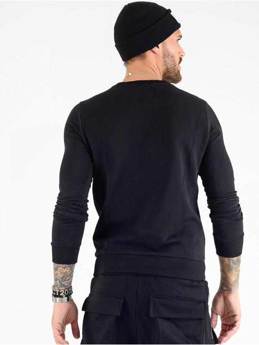 VSCT Clubwear Jumper Sleep F**k ... black