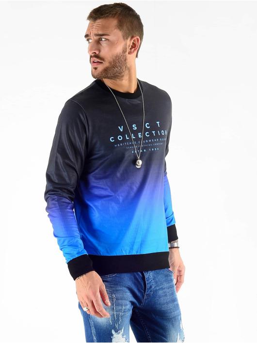VSCT Clubwear Jumper Graded Crew blue