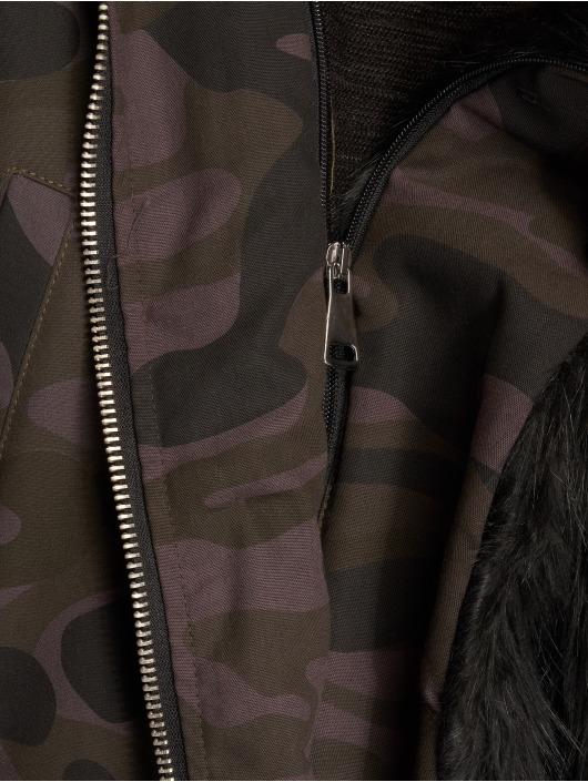 VSCT Clubwear Kurtki zimowe 2-Face czarny