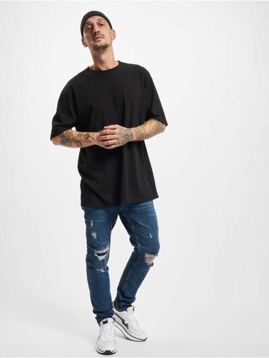 VSCT Clubwear Løstsittende bukser Keanu blå