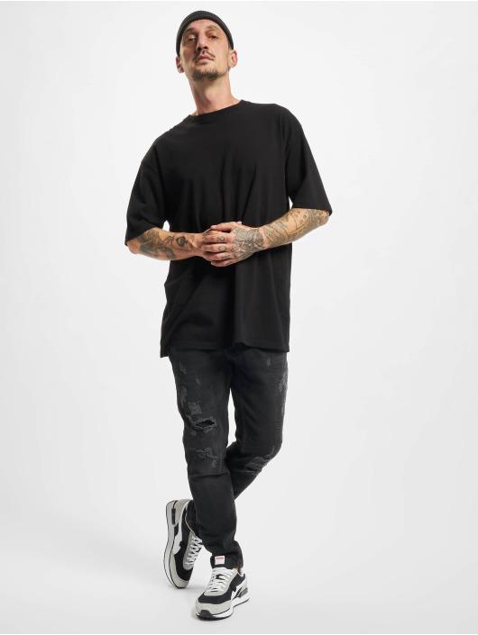 VSCT Clubwear Løstsittende bukser Keanu Loose Fit Hyper svart