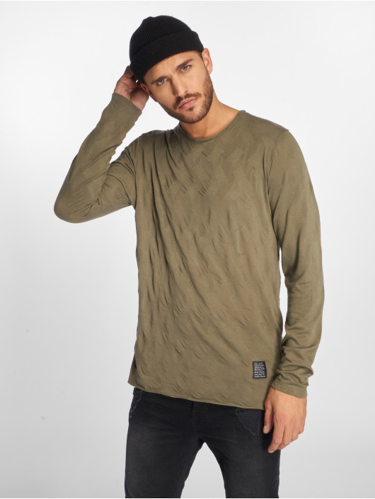 VSCT Clubwear Langermet Wave khaki