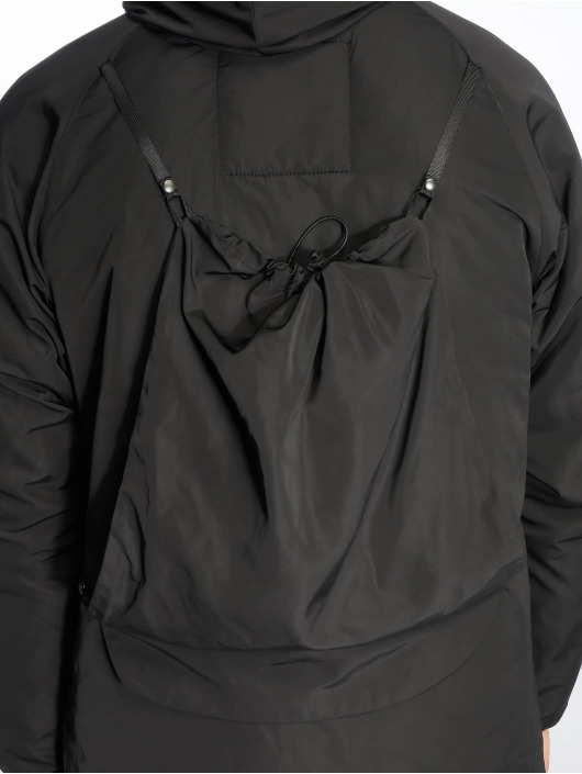 VSCT Clubwear Lightweight Jacket Removeable Bag Utility black