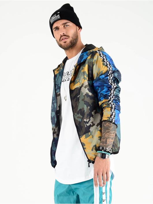 VSCT Clubwear Lightweight Jacket Skull Striped camouflage
