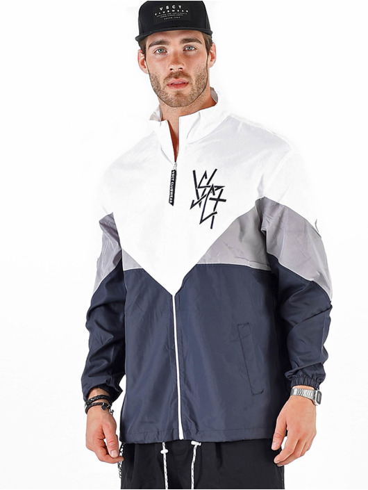 VSCT Clubwear Lightweight Jacket Warm Up white