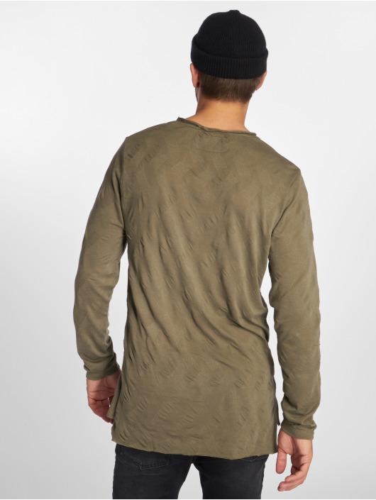 VSCT Clubwear Longsleeve Wave khaki