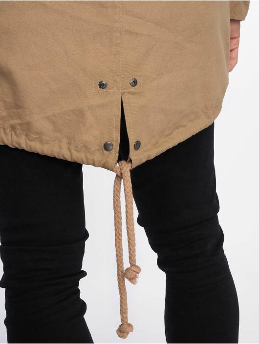 VSCT Clubwear Manteau hiver Luxury brun