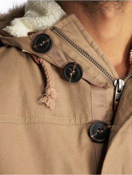 Brun Luxury Vsct 546176 Clubwear Homme Manteau Hiver A3j54RLq