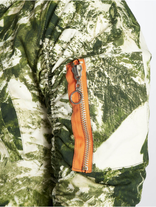 Manteau Camouflage Vsct Hiver Woodland Camo Homme Clubwear 596963 Face 2 J5uF3cl1TK