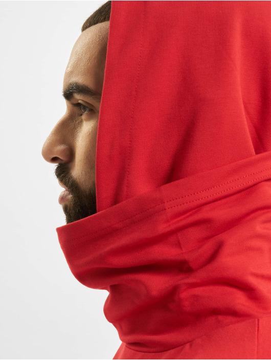 VSCT Clubwear Mikiny Hooded Bulky èervená
