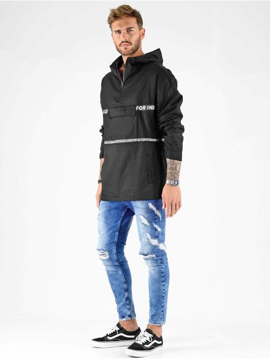 VSCT Clubwear Övergångsjackor Minimal Logo Tape svart