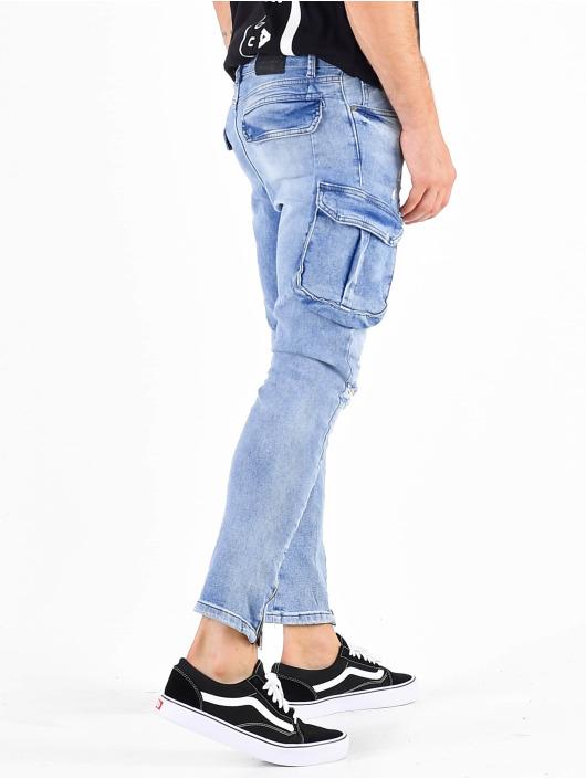 VSCT Clubwear Pantalon cargo Keanu bleu