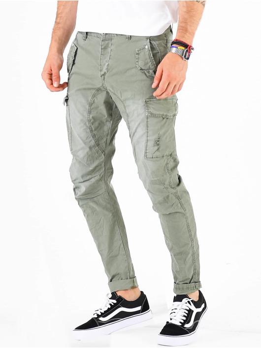 VSCT Clubwear Pantalon cargo Spencer kaki