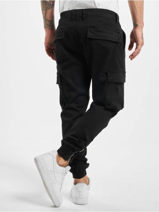 VSCT Clubwear Pantalon cargo Norton noir
