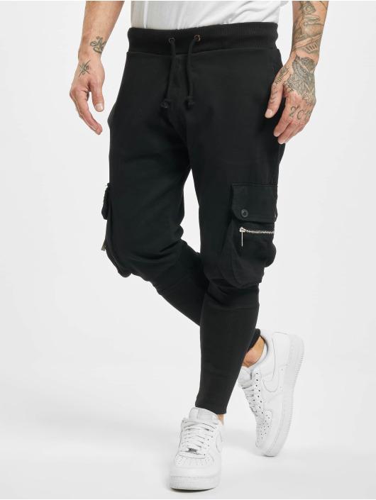 VSCT Clubwear Pantalon cargo Future 2nd Gen noir
