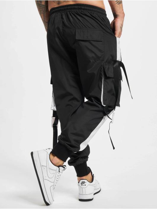 VSCT Clubwear Pantalon cargo Clubwear Pluto Colour noir