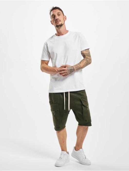 VSCT Clubwear Pantalón cortos Logan caqui