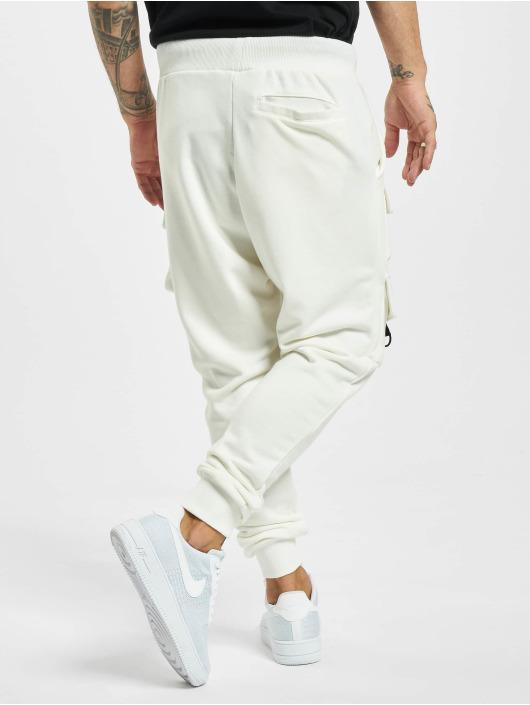 VSCT Clubwear Pantalón deportivo New Gen Cargo blanco