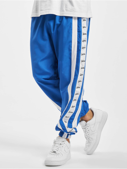 VSCT Clubwear Pantalone ginnico MC Nylon Striped blu