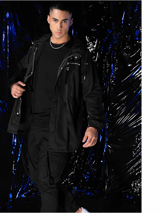 VSCT Clubwear Parka Luxury Corporate Summer black