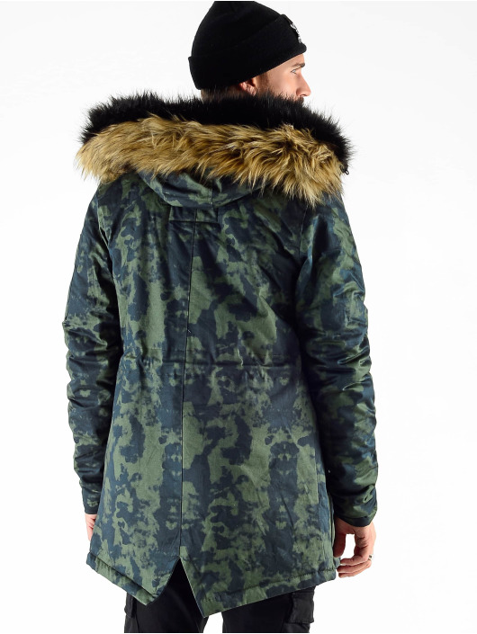 VSCT Clubwear Parka 2 Face camouflage