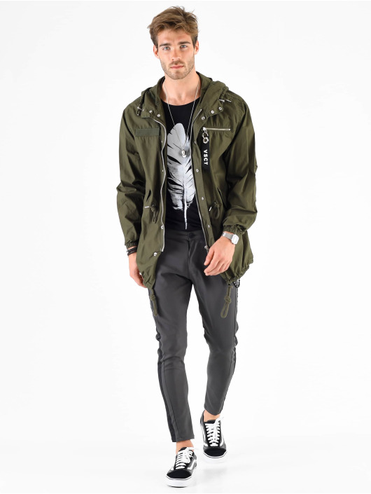 VSCT Clubwear Parka Luxury Corporate Summer kaki