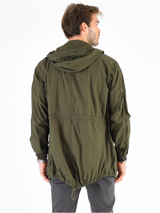 VSCT Clubwear Parka Luxury Corporate Summer khaki