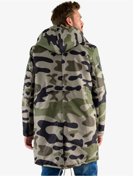 VSCT Clubwear Parka Corporate Army moro