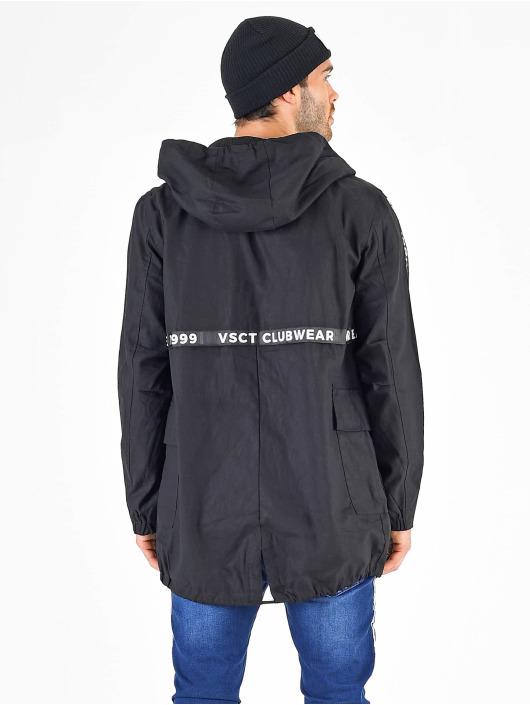 VSCT Clubwear Parka Twill noir