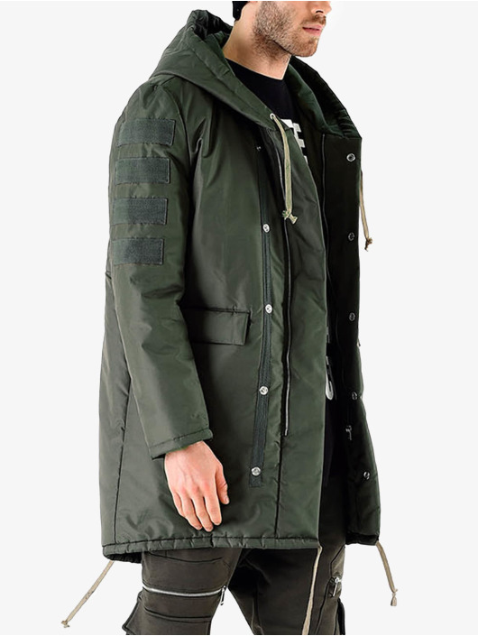 VSCT Clubwear Parka Corporate Army oliva