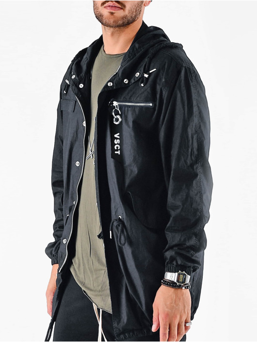 VSCT Clubwear Parka Luxury Corporate Summer schwarz