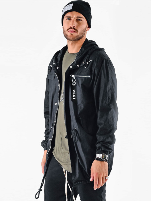 VSCT Clubwear Parka Luxury Corporate Summer svart