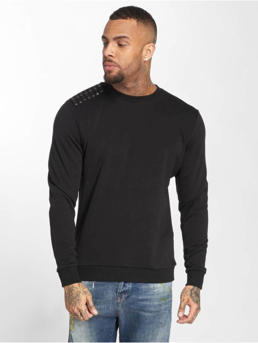 VSCT Clubwear Pullover Studded black