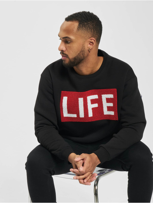VSCT Clubwear Pullover Life black
