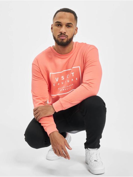 VSCT Clubwear Pullover Crew Logo rosa